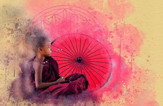 Comment atteindre le nirvana chez les boudhistes