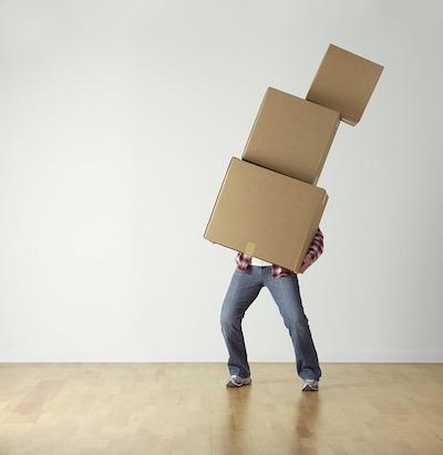 Comment faire le débarras de son appartement?