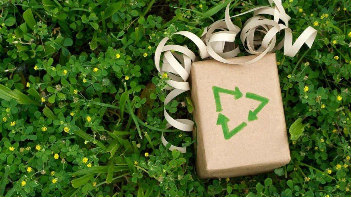 8 idées d'emballage cadeau écologique