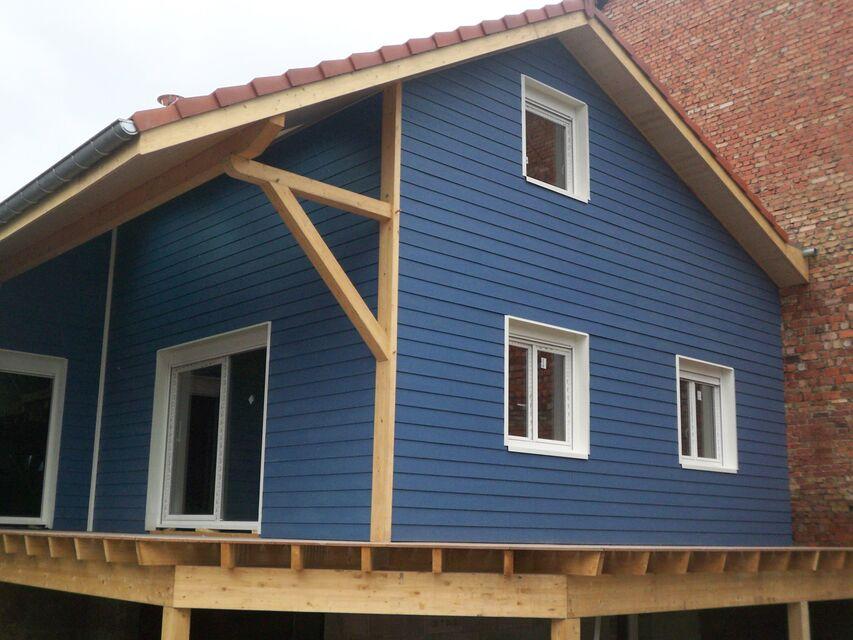 Comment choisir la peintre de facade en bois et l'appliquer?